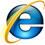 Logo Internet Explorer Png-24 bits