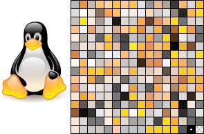 Image enregistrée au format Png-8 bits palette 256 couleurs