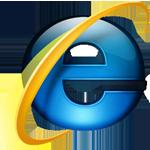 logo Internet Explorer