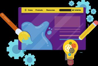 L'apprance, le design d'un site Internet