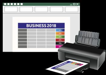 Imprimer tableau Excel