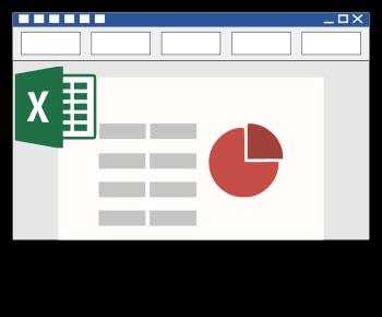 Importer un tableau et un graphique Excel dans Word