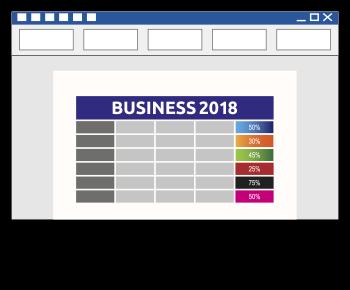 Création d'un tableau avec Microsoft Word