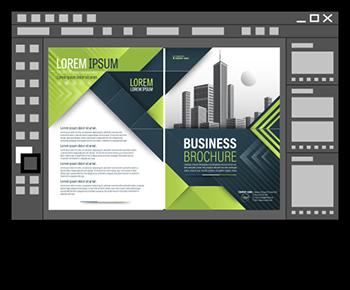 Créer sa brochure avec Ilustrator