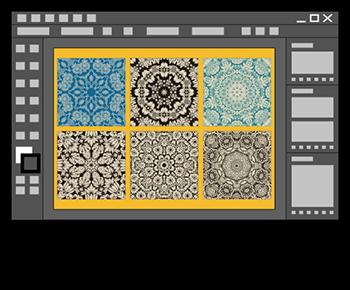 Créer des motifs avec Illustrator