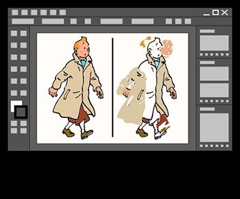 Vectorisation d'une image matricielle avec Illustrator