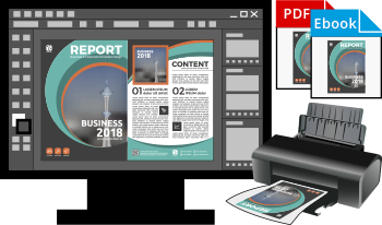 Exporter son document en PDF ou l'imprimer avec InDesign